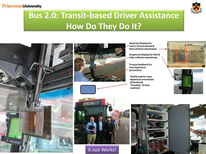 Bus 2.0: Transit-based