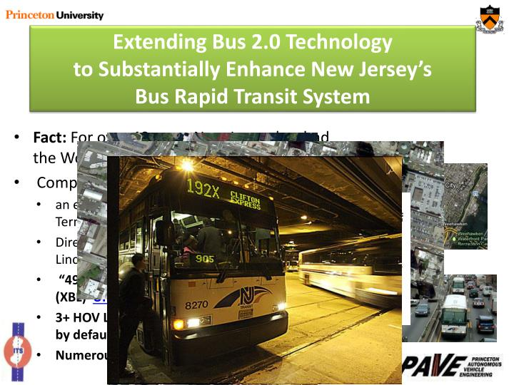 Extending Bus 2.0 Technology