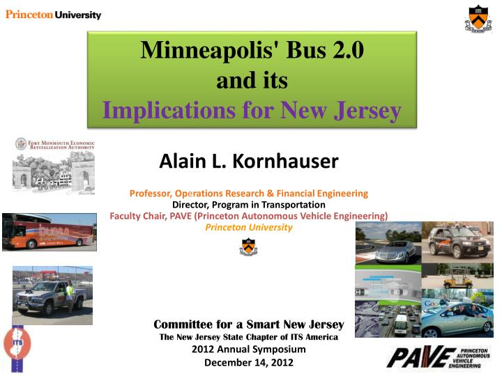 Minneapolis' Bus 2.0