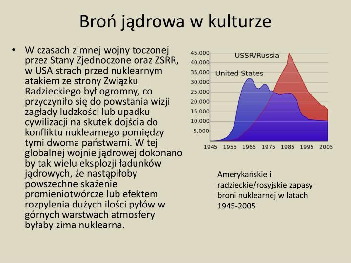 Broń jądrowa w kulturze