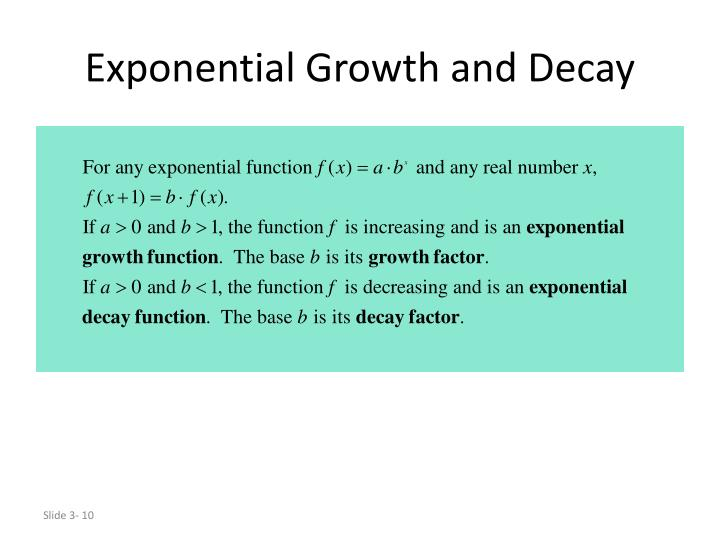 Exponential Growth And Decay Word Problems Calculator ...