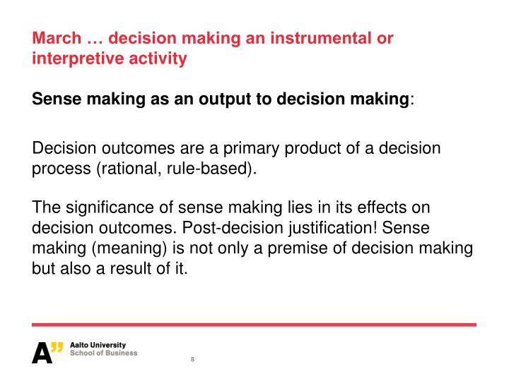 understanding how one goes about making decisions How anxiety interferes with decision-making – and how to stop it intruding  desire to get rid of it and go back to the old one my husband didn't want that .