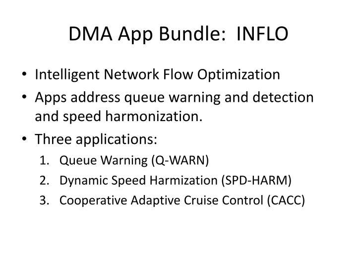 DMA App Bundle:  INFLO