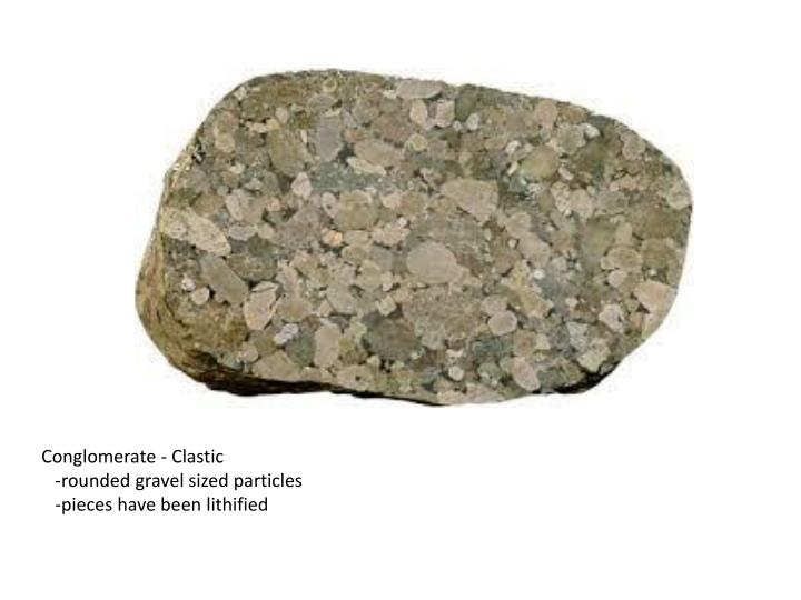 Conglomerate -