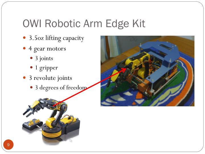 OWI Robotic Arm Edge Kit