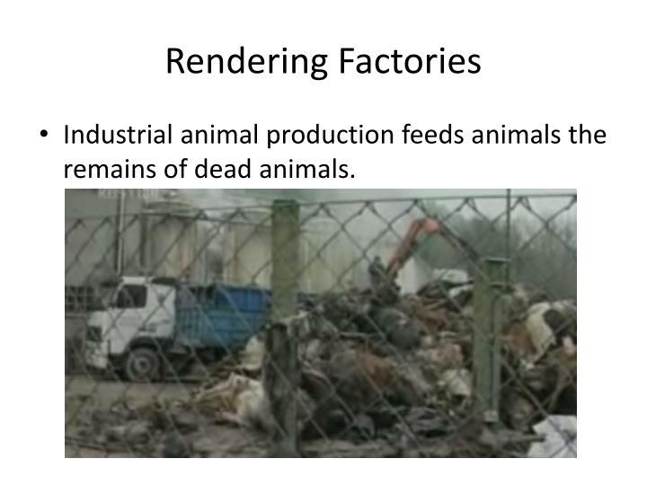 Rendering Factories