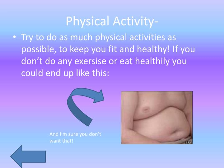 Physical Activity-
