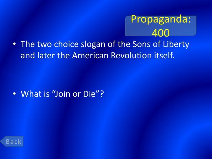Propaganda:
