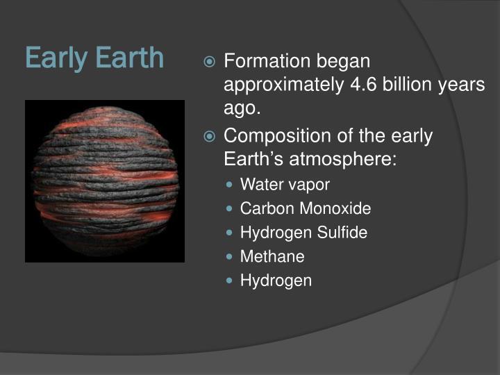 Early Earth