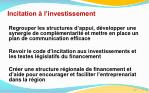 incitation l investissement