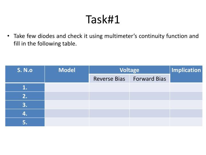Task#1