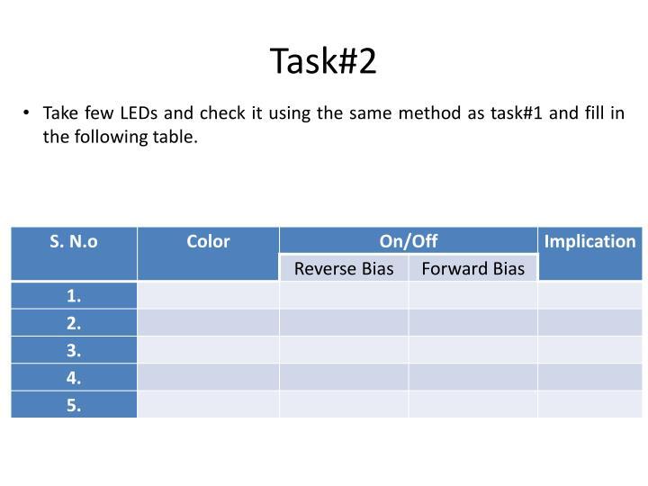 Task#2