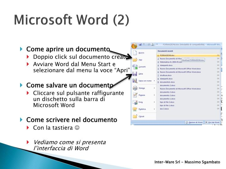 Microsoft Word (2)