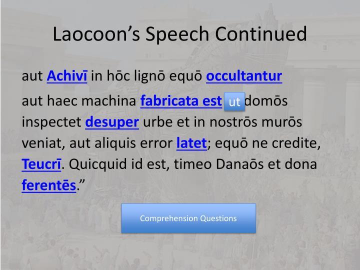 Laocoon's