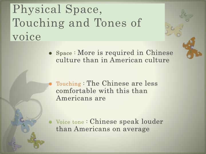 Physical Space,