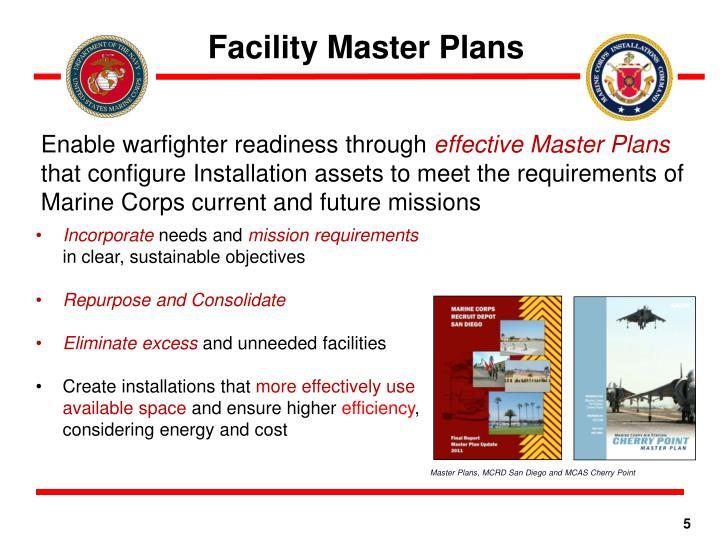 Facility Master