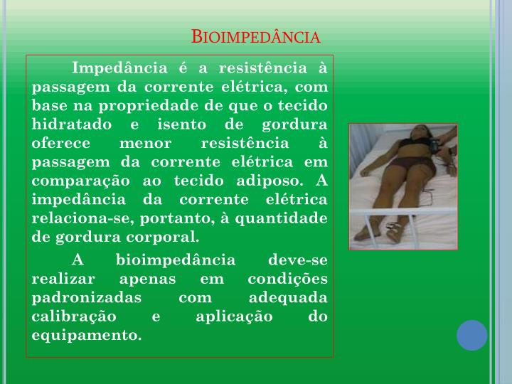 Bioimpedncia
