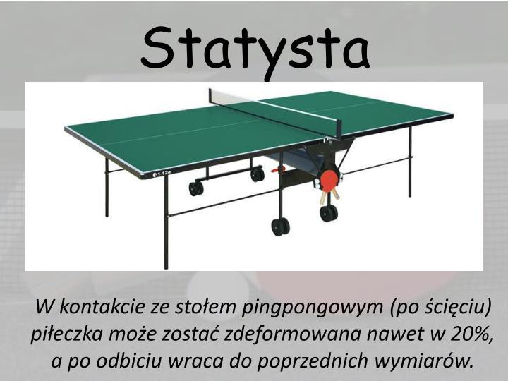 Statysta