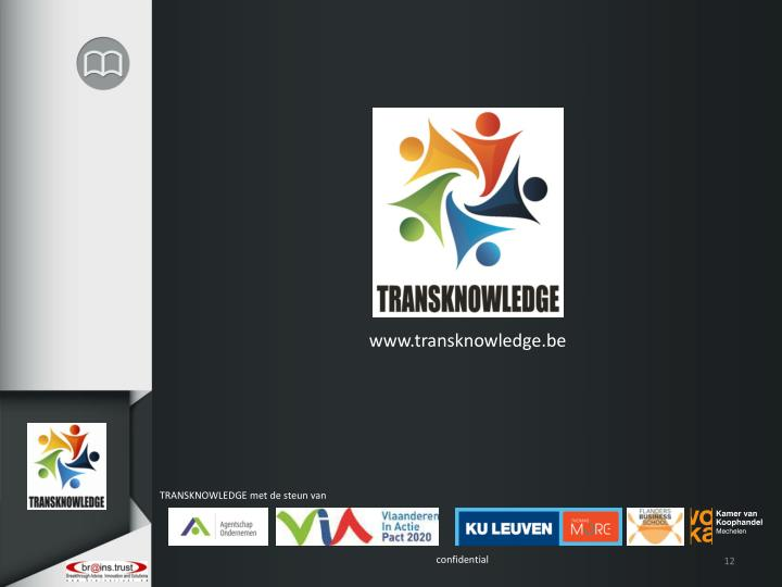 www.transknowledge.be