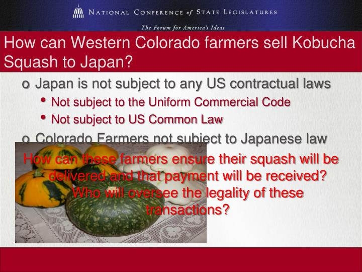 How can Western Colorado farmers sell