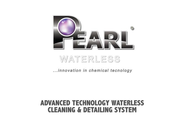 Pearl waterless international 18