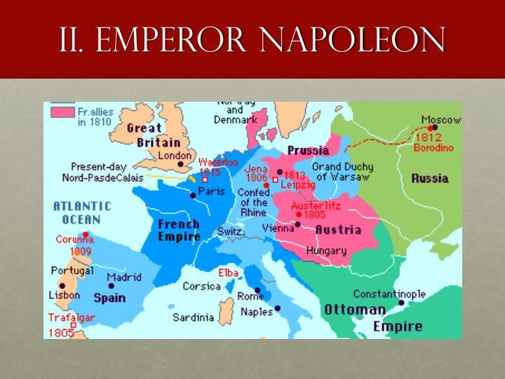 II. Emperor Napoleon