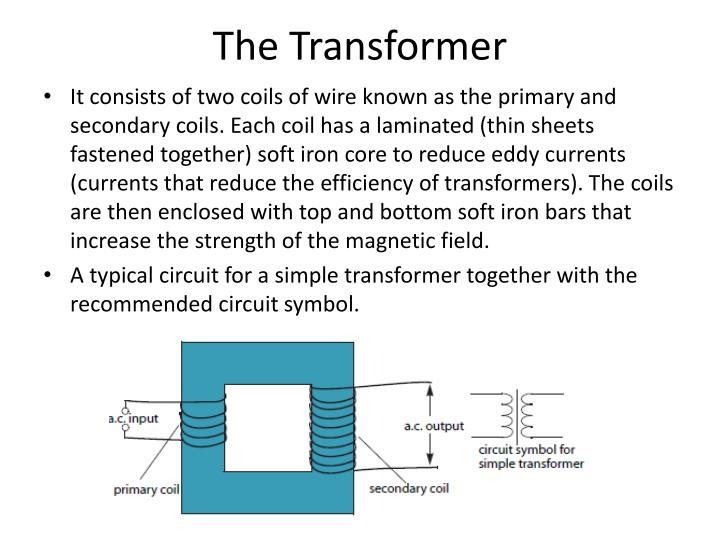 The Transformer