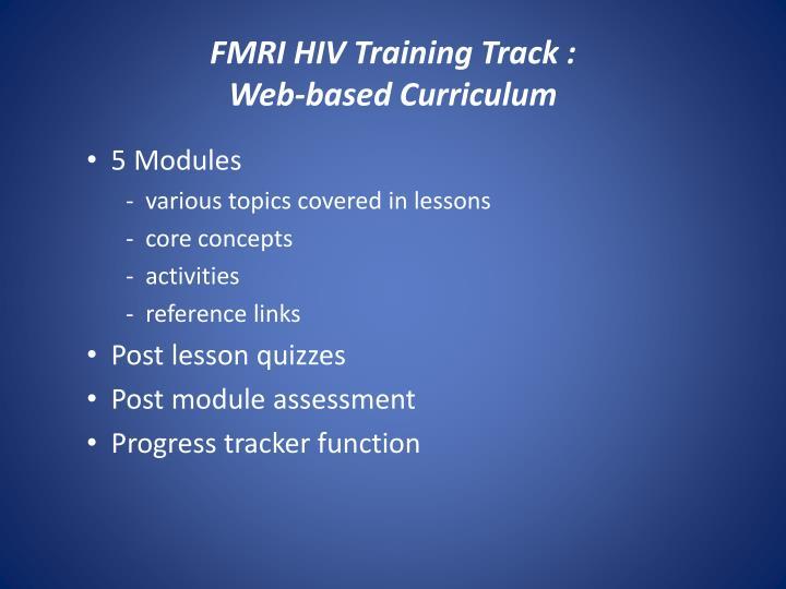 FMRI HIV