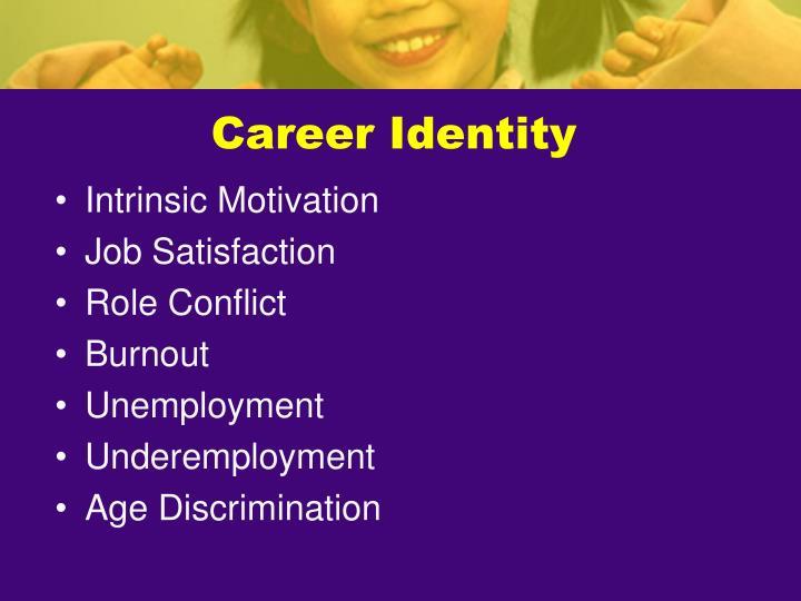 Career Identity