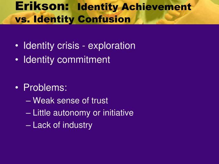 Erikson: