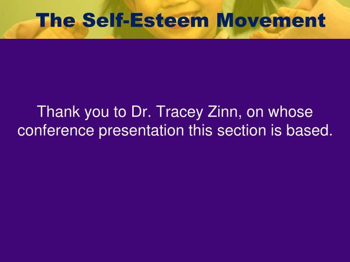 The Self-Esteem Movement
