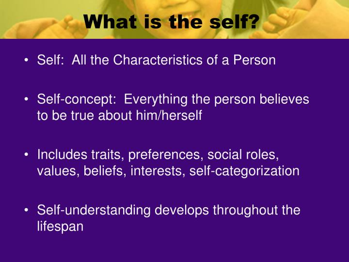 What is the self?