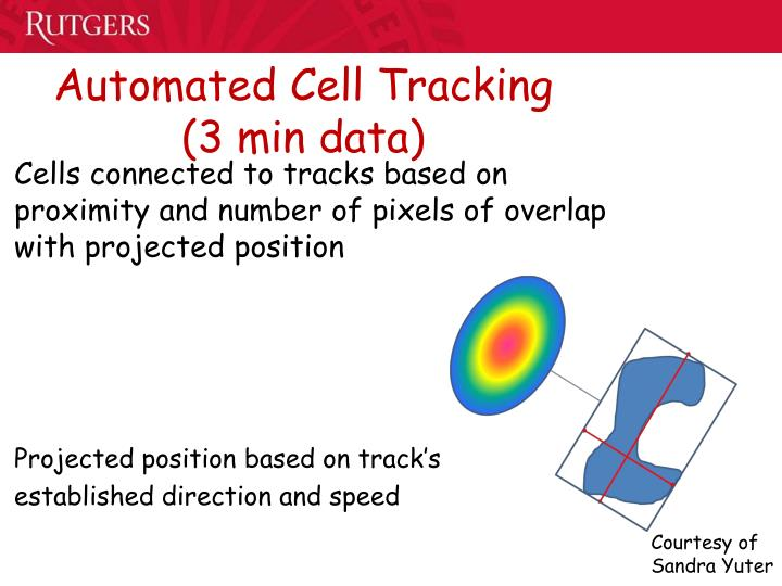 Automated Cell Tracking
