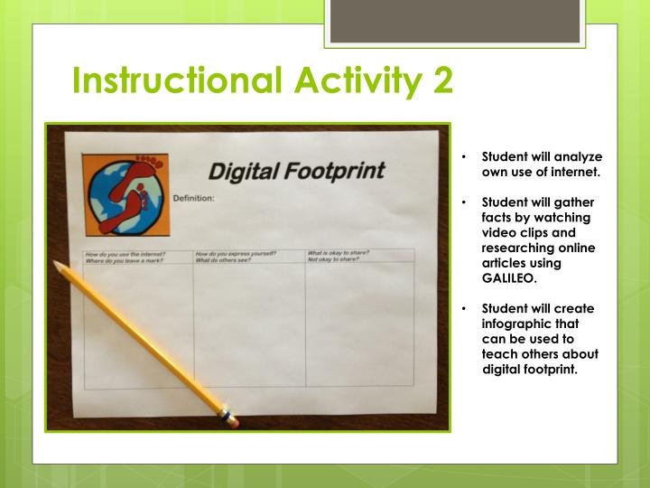 Instructional Activity 2