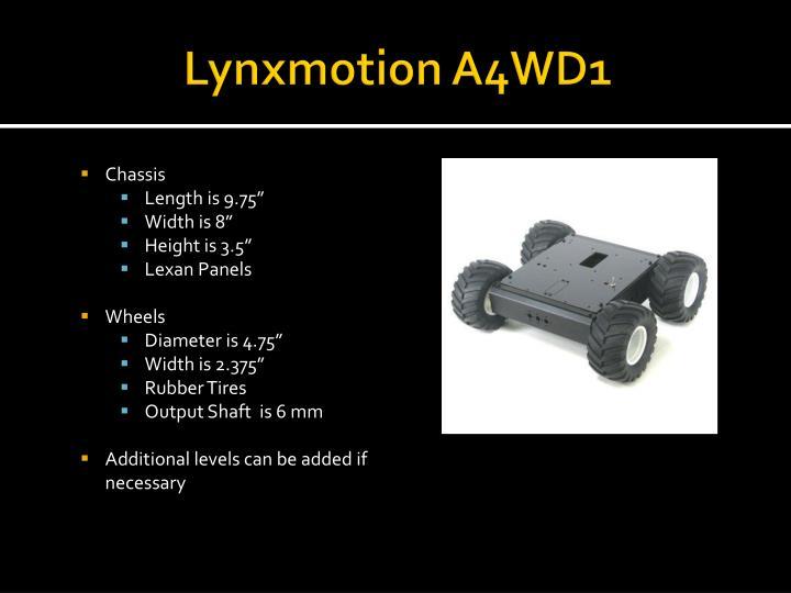 Lynxmotion