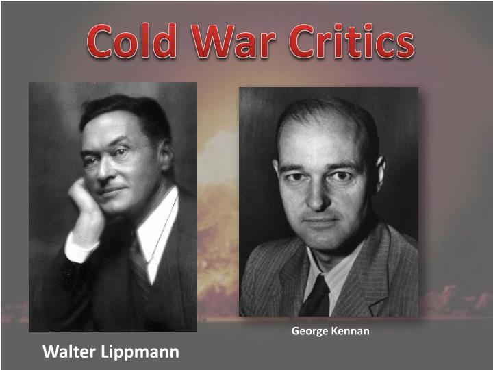 Cold War Critics