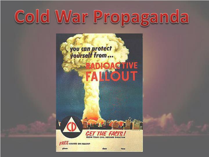 Cold War Propaganda
