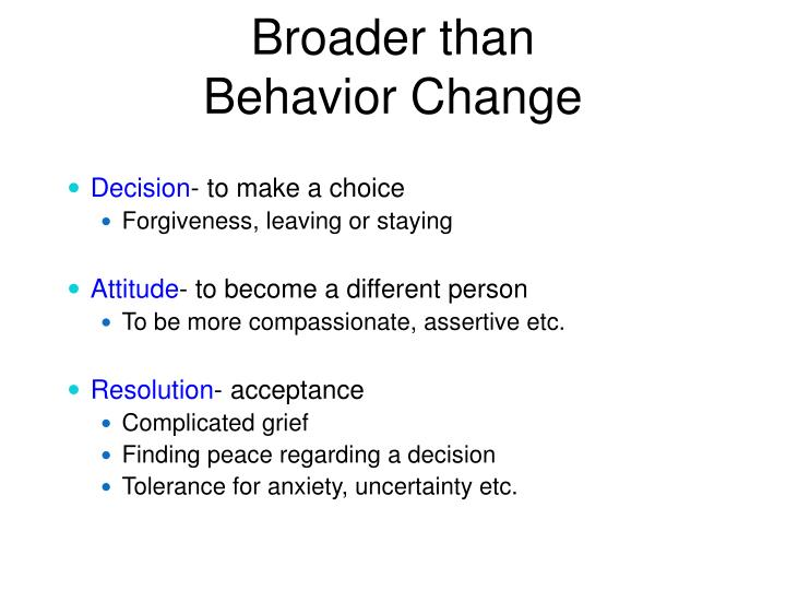Broader than