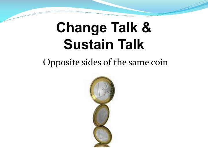 Change Talk &