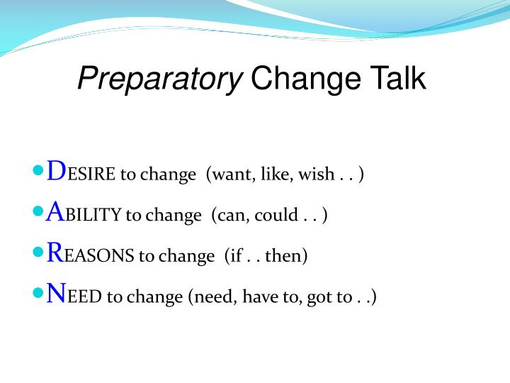 Preparatory