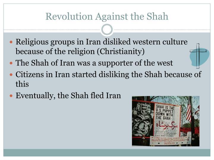 Revolution Against the Shah