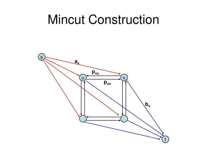 Mincut Construction