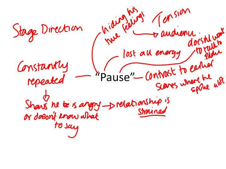 """""""Pause"""""""