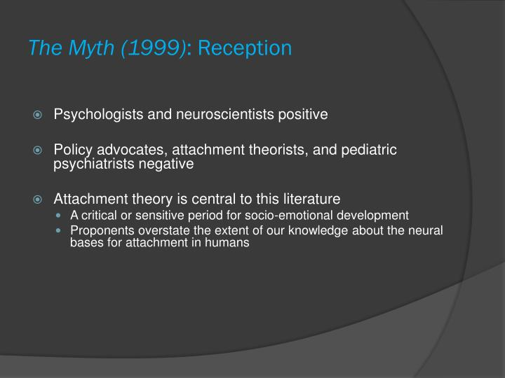 The Myth (1999)