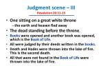 judgment scene iii revelation 20 11 15