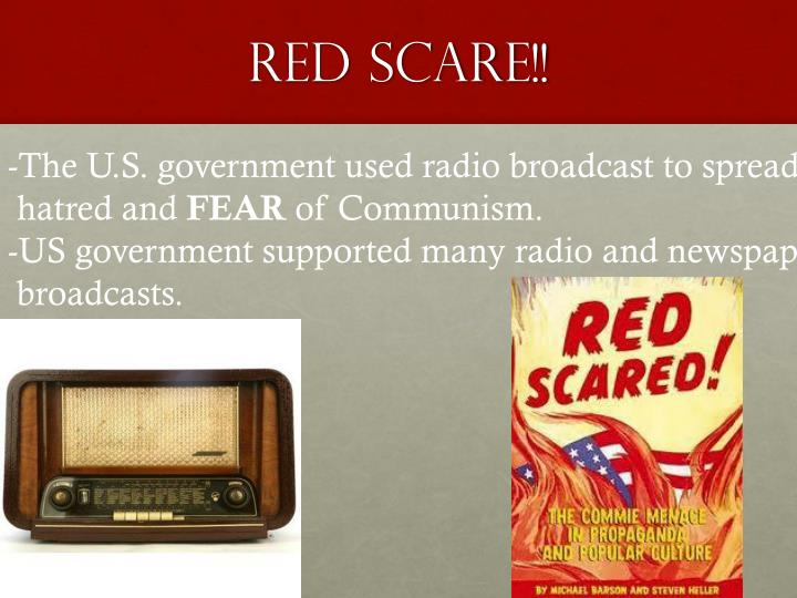 ppt  red scare powerpoint