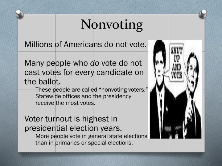 Nonvoting