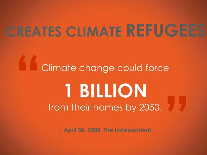 CREATES CLIMATE