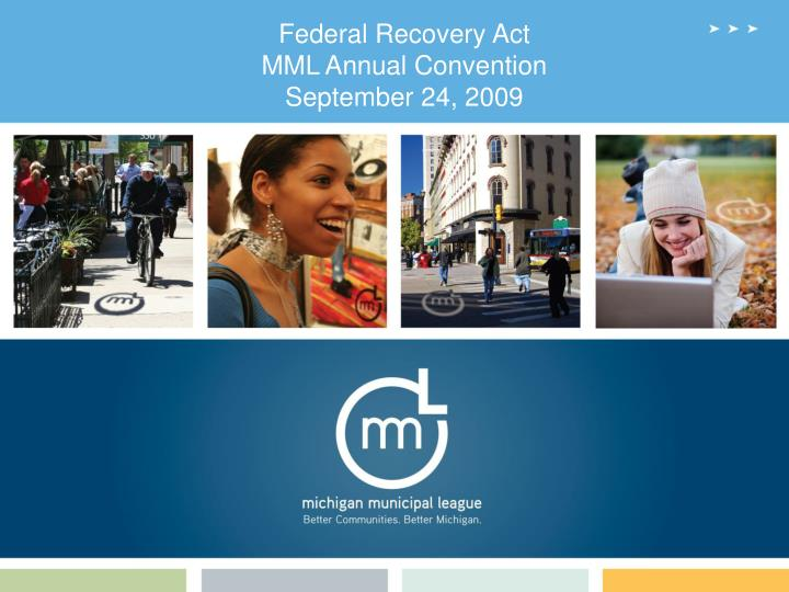 Federal Recovery Act