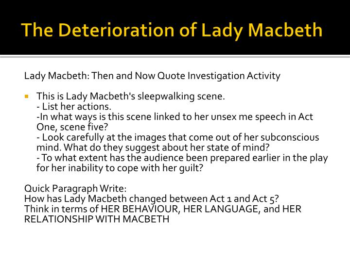 describe the relationship between macbeth and lady in act 1 scene 7